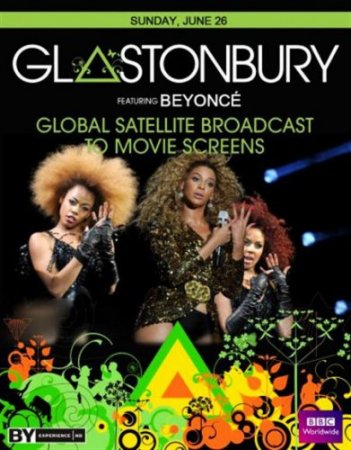 Beyonce - Live at Glastonbury Festival