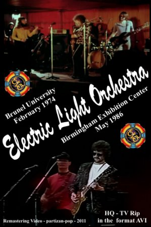 Electric Light Orchestra - Live Performance